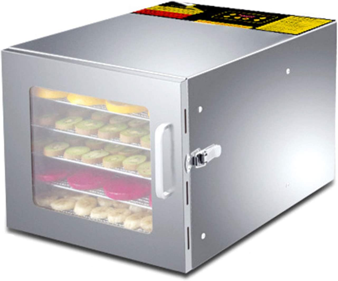 Stainless Max 81% OFF Steel Food Dehydrator for And Jerky Dehydra price Fruit