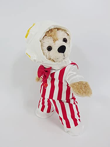 D-cute popcorn pouch Duffy costume stuffed Kos duffy clothes am143 (japan import)