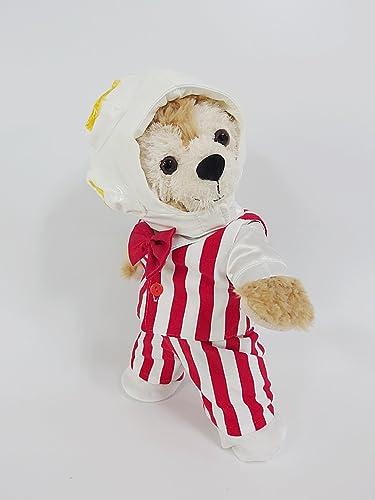 venta caliente D-cute popcorn pouch Duffy costume stuffed Kos duffy duffy duffy clothes am143 (japan import)  servicio considerado