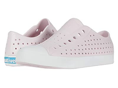 Native Shoes Jefferson (Milk Pink/Shell White) Shoes