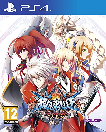 Ps4 Blazblue:...