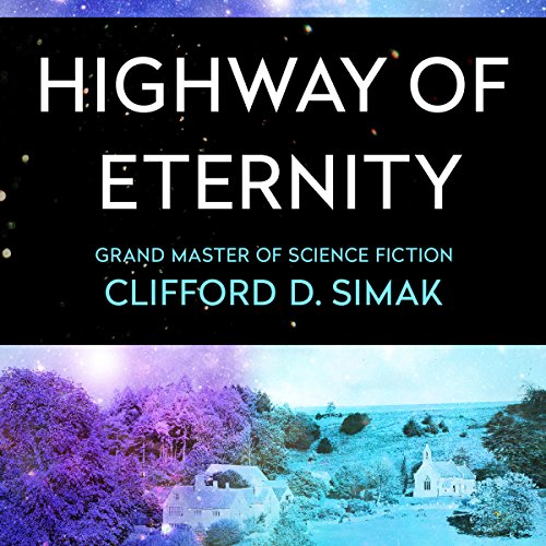 Highway of Eternity audiobook cover art