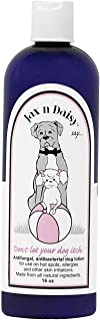 Jax N Daisy Antifungal, Antibacterial Dog Lotion 16oz