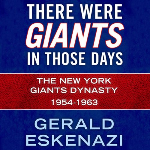 There Were Giants in Those Days audiobook cover art