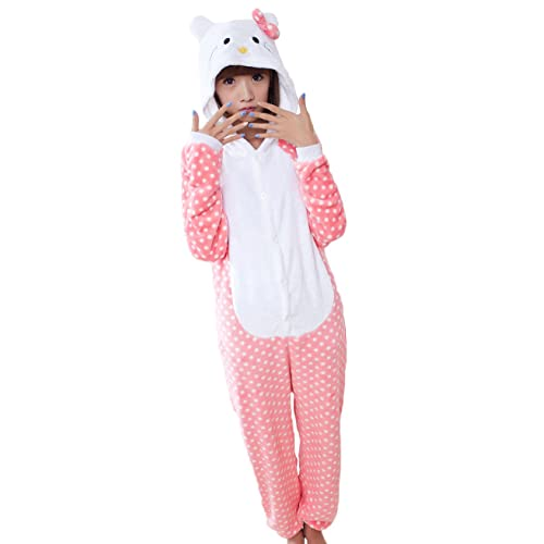 OXKING Adult Halloween Cosply Animal Onesie Sleepwear Kigurumi Pajamas d524ab173