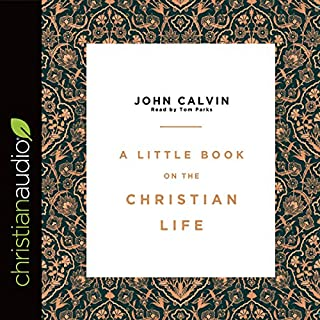 A Little Book on the Christian Life cover art