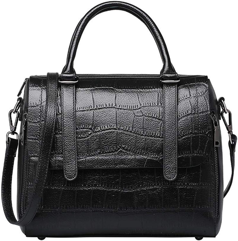 Marwar Women Suede Leather Handbag Bucket Fashion Lady Shoulder Bag