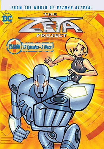 Zeta Project, The: The Complete First Season