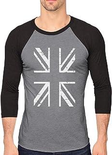 NWYYZDD Boys British Flag Patterns Print Athletic Pullover Hood Fashion Sweatshirts