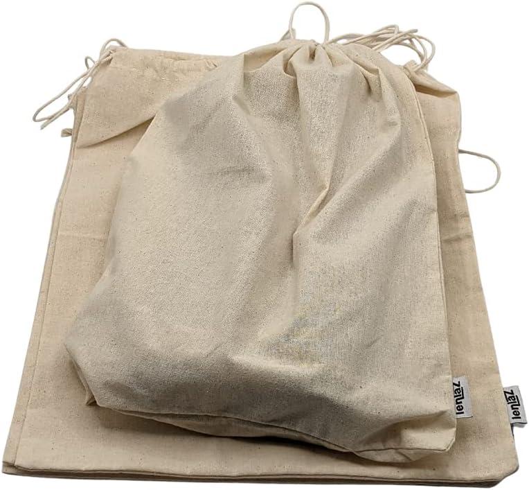 Lenlaz Dust Bag Don't miss the campaign Translated Set – Drawstring â Storage Purse 10pcs