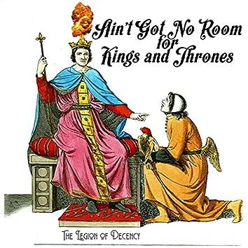 Ain't Got No Room for Kings and Thrones #Resist (feat. Dusty Watson, Gabriel Nelson, David Ralicke & Onikhol Well-Howard)