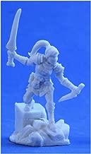 Reaper RM77387 Bones Lanelle, Half-Elf Rogue, One Size