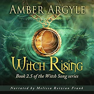 Witch Rising: A Witch Fall Prequel audiobook cover art