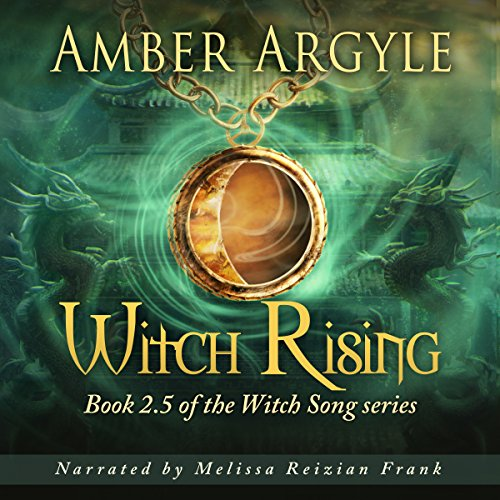 Witch Rising: A Witch Fall Prequel cover art