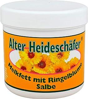 MELKFETT SALBE mit Ringelblume Alter Heideschäfer 250 ml