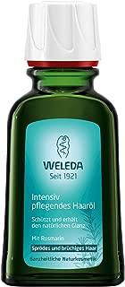 Weleda Rosemary Conditioning Hair Oil, 1.7 Fluid Ounce