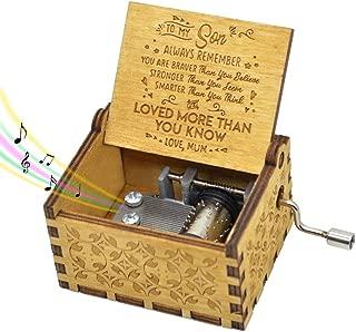 unique music boxes