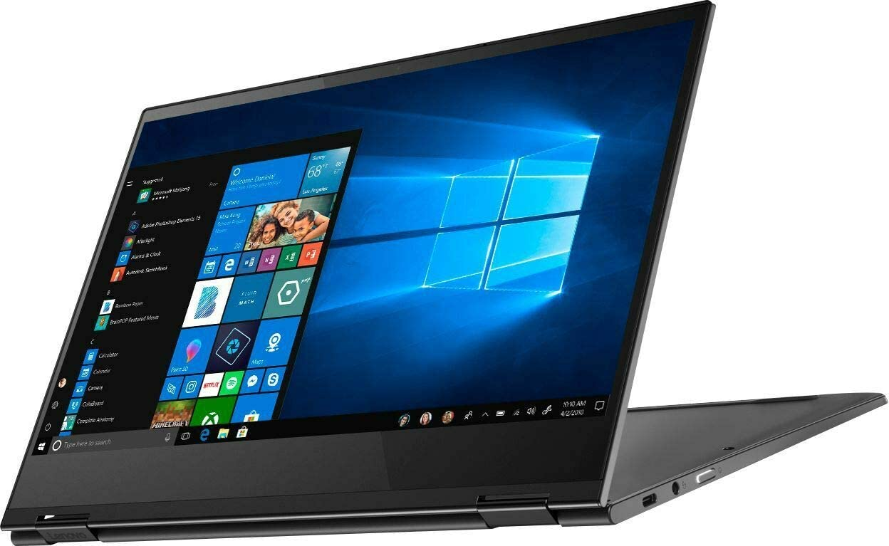 Lenovo Yoga Department store 2in1 C630 2-in-1 Laptop T inch Low price 13.3 1920x1080 FHD