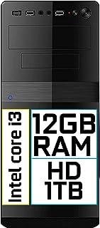 Computador Intel Core i3 12GB HD 1TB EasyPC Go