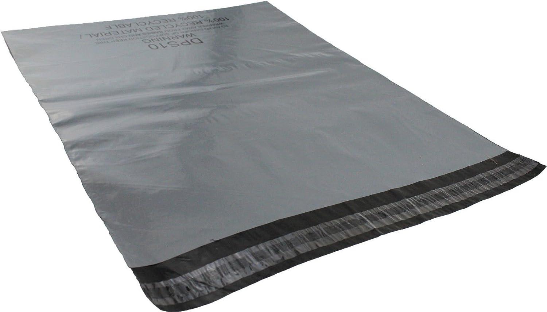 Versandtaschen, 250 x grau grau grau starkem, selbstklebendem Versand     Taschen x 52 cm (60 cm 52.07 cm 59.69   cm) x Plastik Versandtaschen Umschläge B00WSNEAZ8 | Neues Design  c5b463