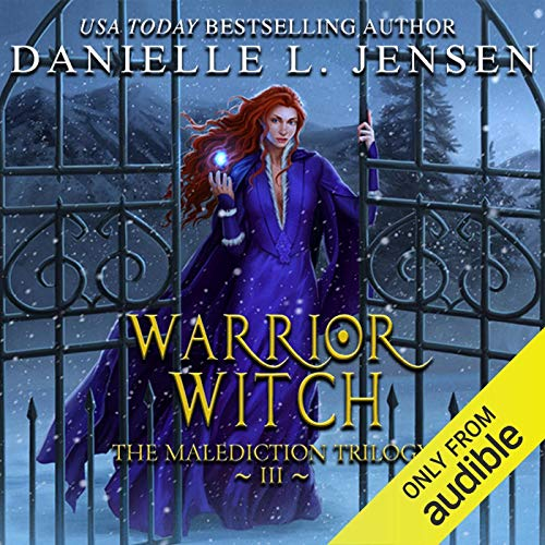 Warrior Witch Audiobook By Danielle L. Jensen cover art