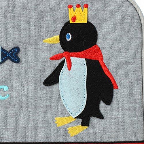 POETICおむつバッグポッシュ(ペンギン)