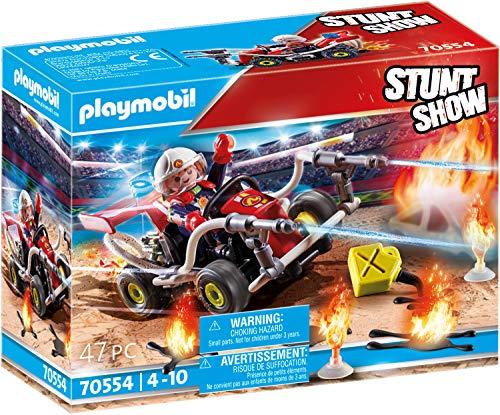 PLAYMOBIL Stuntshow 70554 Kart antincendio