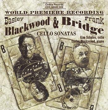 Bridge / Blackwood: Cello Sonatas