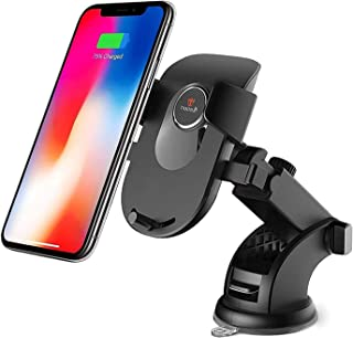 TANTRA TWIST Smart Universal Phone Holder, Mobile Stand for Car (Car Mount) with Quick One Touch Technology (Expandable & ...
