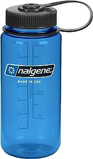 NALGENE Tritan 1-Pint Wide Mouth BPA-Free Water Bottle,16 oz