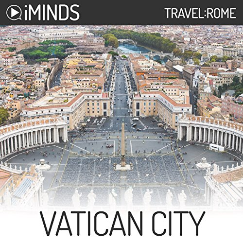 Vatican City audiobook cover art