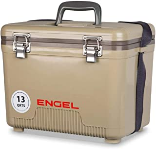 ENGEL Cooler/Dry Box 13 Qt - White