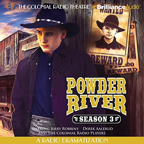 Powder River - Season Three audiobook cover art