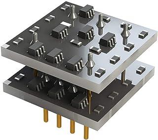 Dalkey SX52Bオーディオディスクリートコンポーネントオーディエンスオペアンプデュアルアンプオペアンプチップ高周波アンプ置換AD827(ブラック)