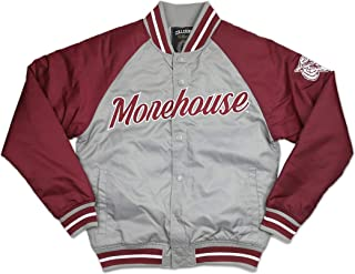 Big Boy Morehouse Maroon Tigers S4 Light Weight Mens Jacket