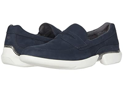 Rockport Total Motion Advance Penny (New Dress Blues) Men