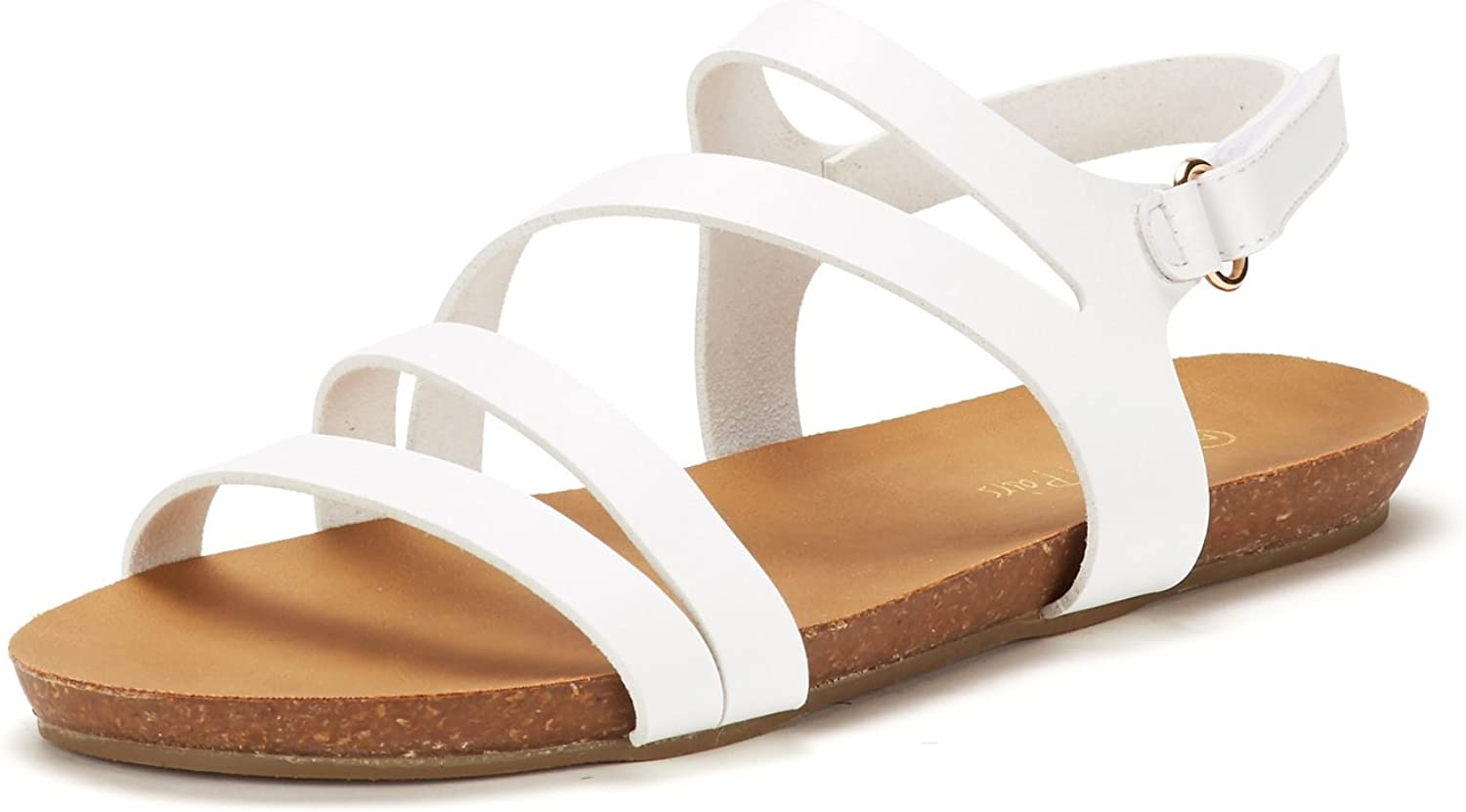 DREAM We OFFer at cheap prices PAIRS Women's Bold Sandals Flat El Paso Mall Slingback