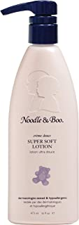 Noodle & Boo Super Soft Moisturizing Lotion for Daily Baby Care, 8 Fl Oz