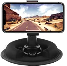 Cell Phone Holder Multifunction Portable Dashboard Friction Mount for phone and GPS. for Apple iPhone X 8 7 Plus 6S Samsung Galaxy S7 S8 S9 Edge Note 8 LG V30 Google Pixel MOTO DROI