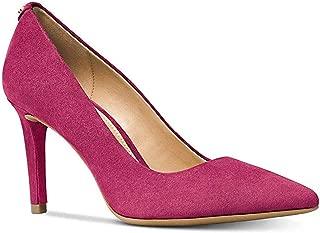 Michael Kors Dorothy Lacquer Pink Flex Pump Shoes Size 6