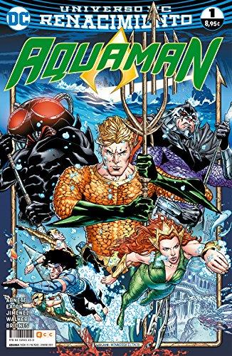 Aquaman núm. 15/ 1 (Renacimiento) (Aquaman (Nuevo Universo DC))