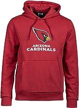 New Era - NFL Arizona Cardinals Team Logo and Name Hoodie - Rood