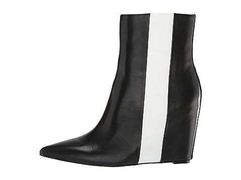 Parfait Soie Yvania Vache De Calvin Klein Noire Blanche 4T4xcq6Un