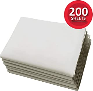 enKo - Newsprint Packing Paper Sheets for Moving Boxes - Packing Supplies (200 Sheets, 10 Lbs Pound, 33 x 21 Inch)