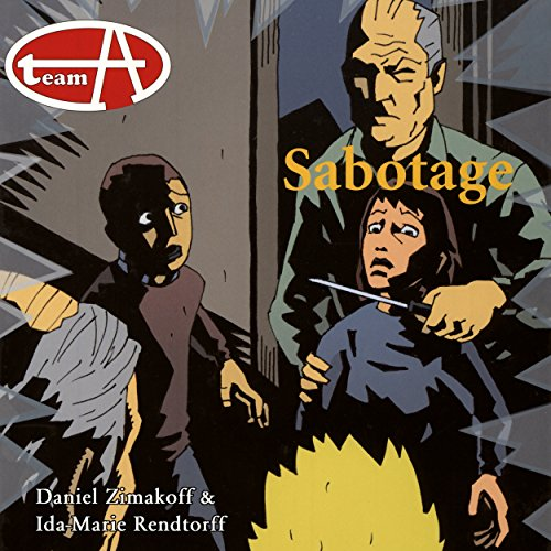 Sabotage     Team A              By:                                                                                                                                 Daniel Zimakoff,                                                                                        Ida-Marie Rendtorff                               Narrated by:                                                                                                                                 Mikkel Bay Mortensen                      Length: 1 hr and 14 mins     Not rated yet     Overall 0.0