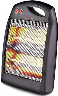 YXCA Heater Calentador Solar Portátil De Pequeño Tamaño Cuarzo Tubo De La Calefacción Inicio De Escritorio Ahorro De Energía del Radiador
