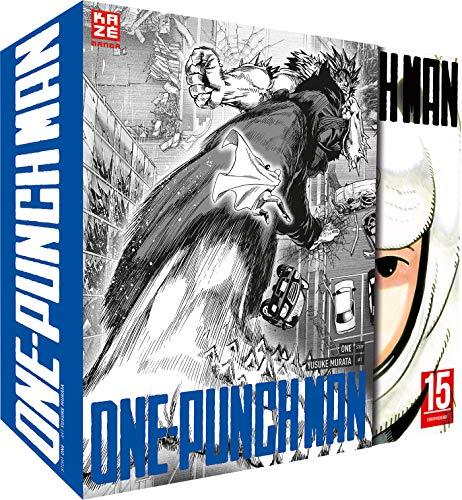 ONE-PUNCH MAN 15 - mit Sammelschuber: -limitiert-