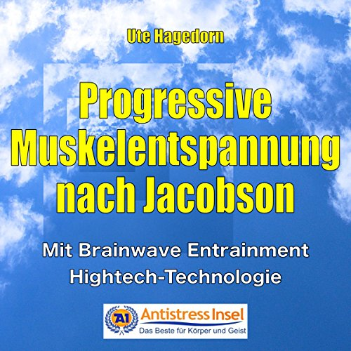 Progressive Muskelentspannung nach Jacobson audiobook cover art