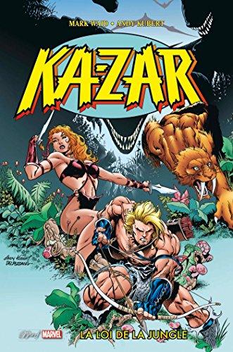 KA-ZAR: La loi de la jungle