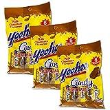 Yoo-hoo Candy Mini Bars 4 oz bag (3 bags 12 oz total)